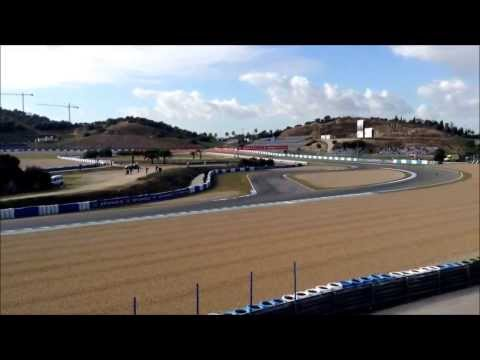 F1 Jerez 2014 Testing Day 1 - V6 Turbo Sound