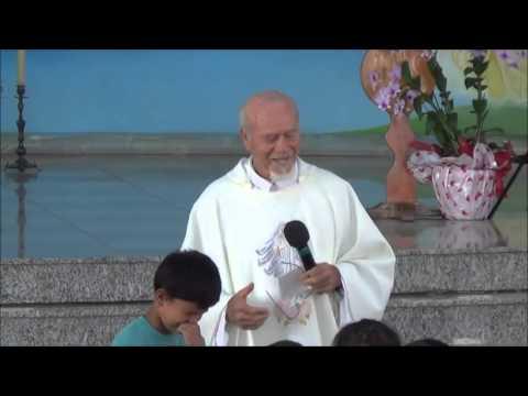 Homilia Padre José Sometti 24.04.2016