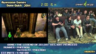 Legend Of Zelda: Twilight Princess :: SPEED RUN (4:28:17