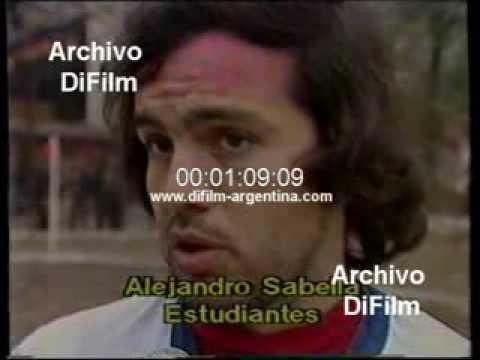 DiFilm - Guillermo Canepa entrevista a Alejandro Sabella (1984)