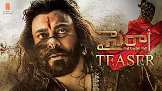 Sye Raa Narasimha Reddy Movie Teaser