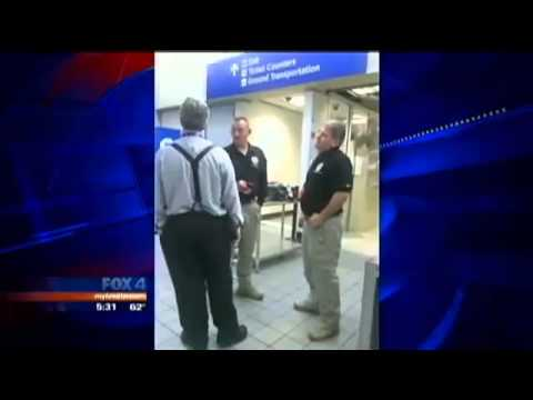 POLICE STATE - TSA Agents Harass & Call Bomb Specialist On Wheelchair Bound Girl