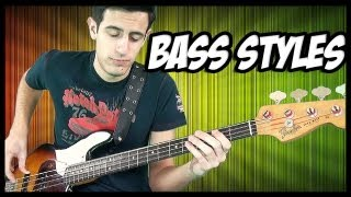 Bass Styles