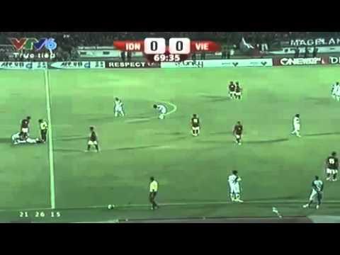 U19 Việt Nam - U19 Indonesia: Trận đá bóng hay đánh nhau
