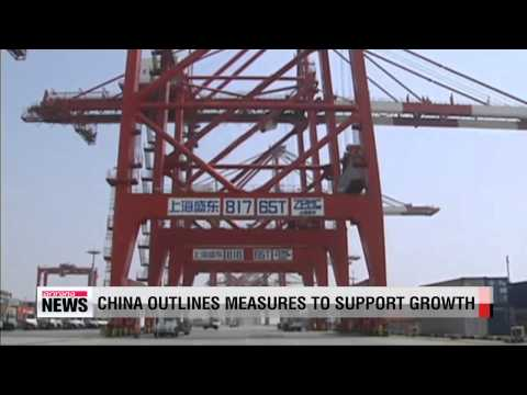 China outlines stimulus measures to support growth