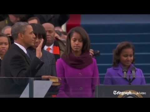 Highlights of Obama's inauguration