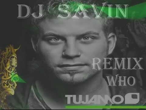Tujamo & Plastik Funk - WHO (Dj Savin Remix)