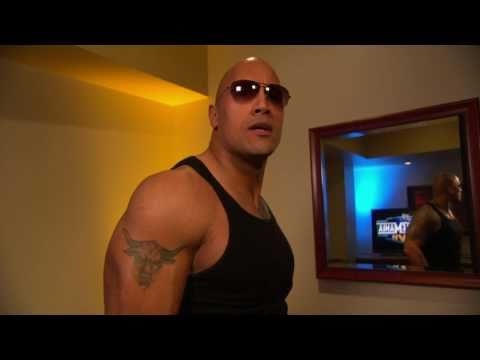 "WrestleMania XXVII Host Dwayne ""The Rock"" Johnson shares a special message with the WWE Universe"