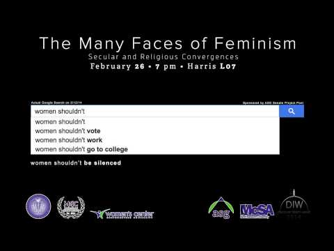 The Many Faces of Feminism: Secular and Religious Convergences (DIW 2014)