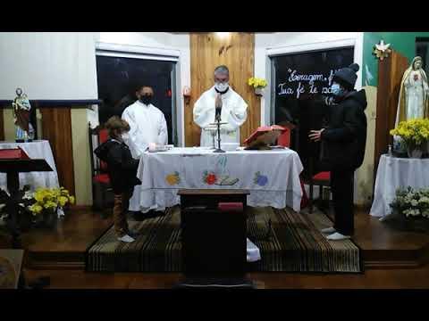 Santa Missa | 23.07.2021 | Sexta-feira | Padre Robson Antônio | ANSPAZ