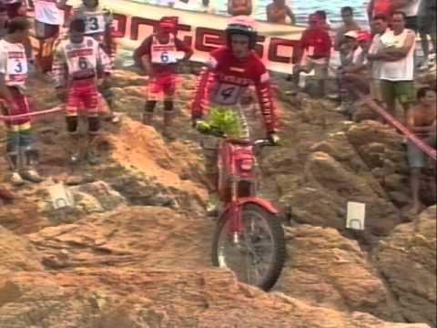 World Trials Championship - Round 8 - Tossa De Mar, Spain - 1994