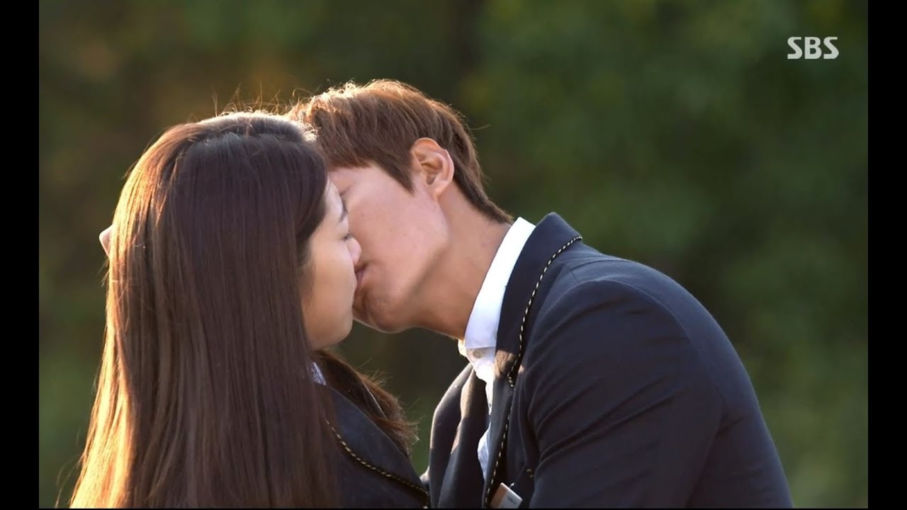 ecstasy lee min ho park shin hye silenced the kiss