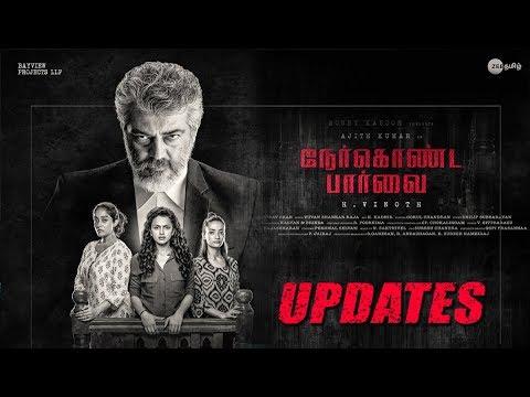 NKP Movie New Update - Nerkonda Paarvai - Thala Ajith - CinebillaTV