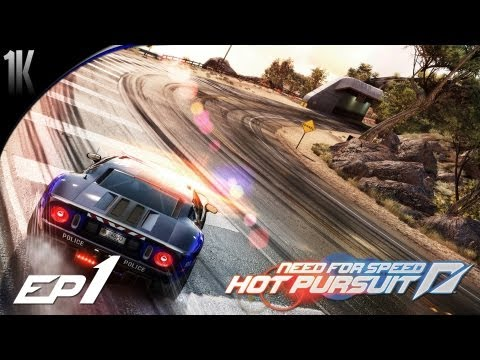 Need for Speed: Hot Pursuit - It's a Race! (Horrible Mr. Bean Impersonation)