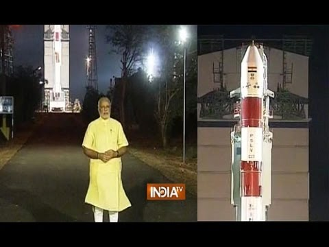 PM Narendra Modi in Sriharikota, to witness PSLV launch today