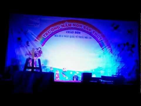 Biểu diễn thời trang 1- 6 - 2012 - Mầm non Sao Thủy - MERCURY Mỹ Đình 2 - PHẦN 2