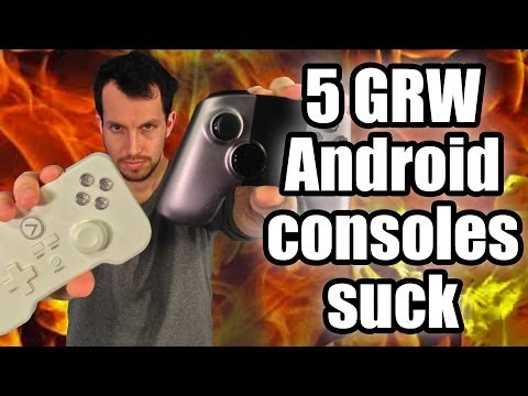 Five good reasons why - Android consoles suck
