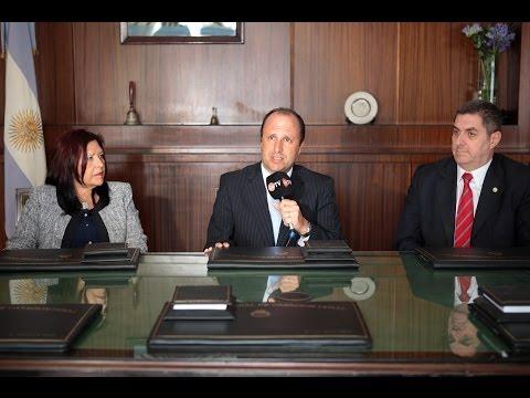 Mariano Borinsky fue elegido presidente de la C�mara Federal de Casaci�n Penal
