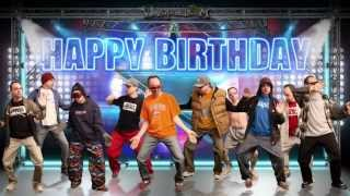 Happy Birthday - The Dance Party