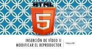 Curso de HTML 5. Parte 18