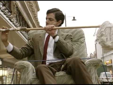 Mr. Bean #9 - Urobte si to sám Mr. Bean
