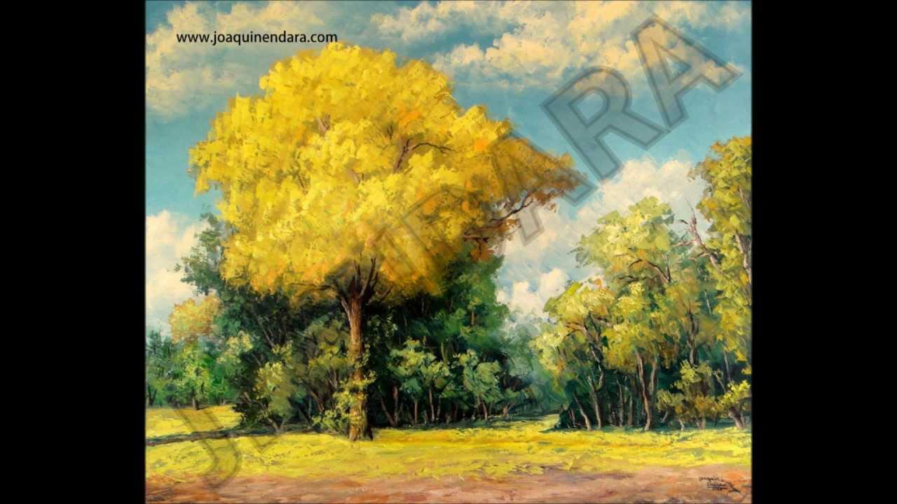 Venta de cuadros pinturas al leo de paisajes ciudades for Comprar cuadros al oleo