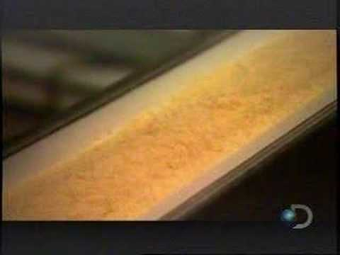 How It's Made-stacked potato chips, Discovery Channel clip about how stacked potato chips are made.