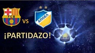 PES 2014 UEFA Champions League Octavos Vuelta FC