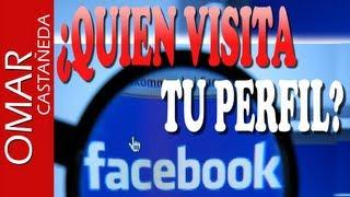 Descubre quien visita tu Facebook