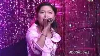 "Charice ""I Believe' Originally Sang By Fantasia Barrino"
