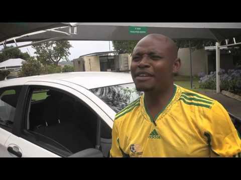 VC Millionaires: Sibusiso Mabena wins car