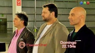 """Promo/4 """"MasterChef"""" Hoy A Las 22.15: Se Definen Los"""