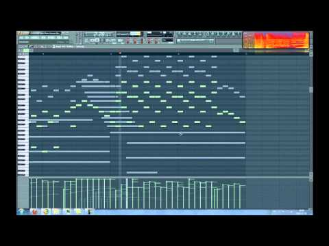 Halo Theme Ultimate ReMix Anatomy - Sonic Dilerium ( FL Studio )