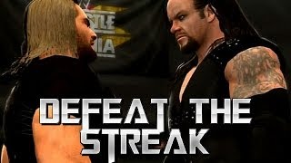 WWE 2K14: How To Beat The Undertaker Defeat