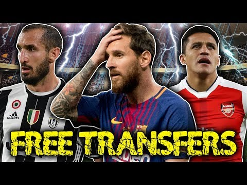 Contract Rebel XI! | Messi, Sanchez & Chiellini