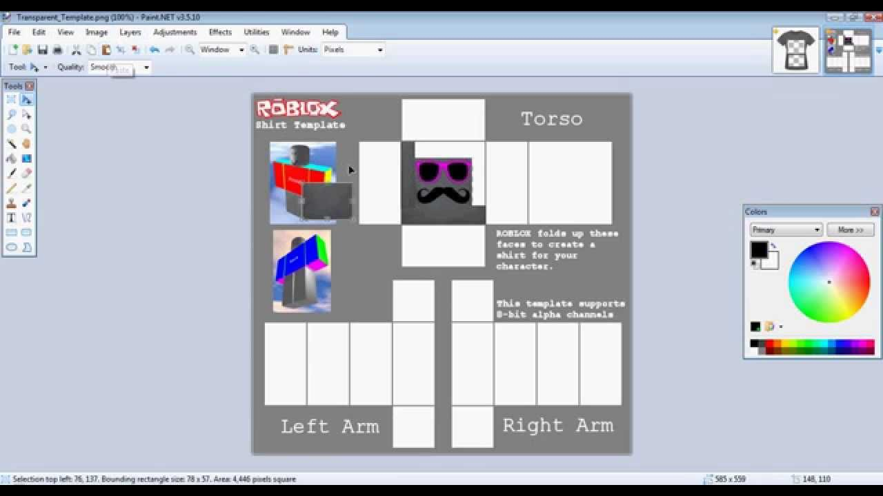 How To Make A Realistic Shirt On Roblox Youtube