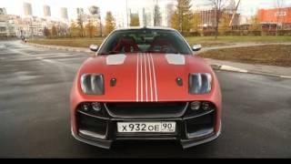 Тюнинг Ателье. Fiat Coupe. Авто Плюс ТВ