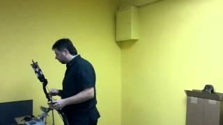 Блочный лук HOYT Carbon Element - обзор