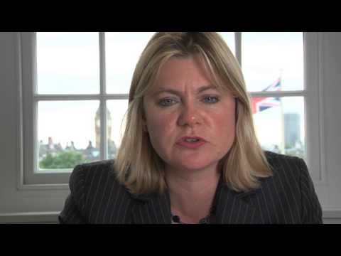 World Humanitarian Day 2013: Justine Greening says #WHDthankyou