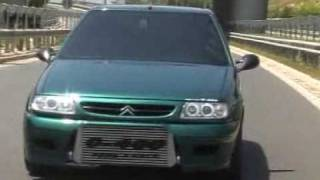 Max Power GR Tv - Citroen Saxo Turbo 380Ps