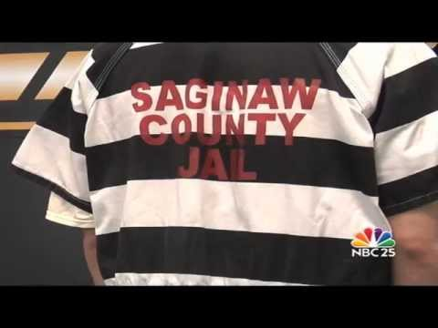 Black and white stripes are the new orange at Saginaw County Jail