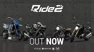 Ride 2 - Megjelenés Trailer