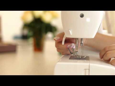 Preparando a sua máquina Singer para a costura