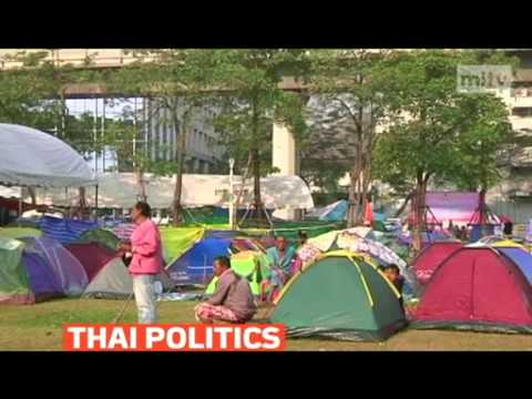 mitv - Thai protesters questioned the need for a state of emergency on its second day