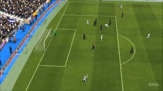 FIFA 14 Real Madrid Vs. Manchester City FC Gameplay [HD