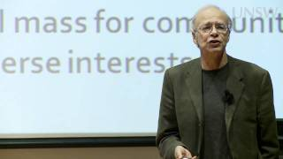 2011 Utzon Lecture Series: Peter Singer - Building Values