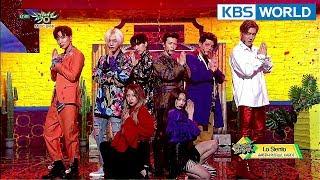 SUPER JUNIOR (Feat. KARD) (슈퍼주니어) - Lo Siento [Music Bank COMEBACK / 2018.04.13]