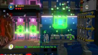 The LEGO Movie Videogame | PC Walkthrough | Part 14 | The Depths !!!!