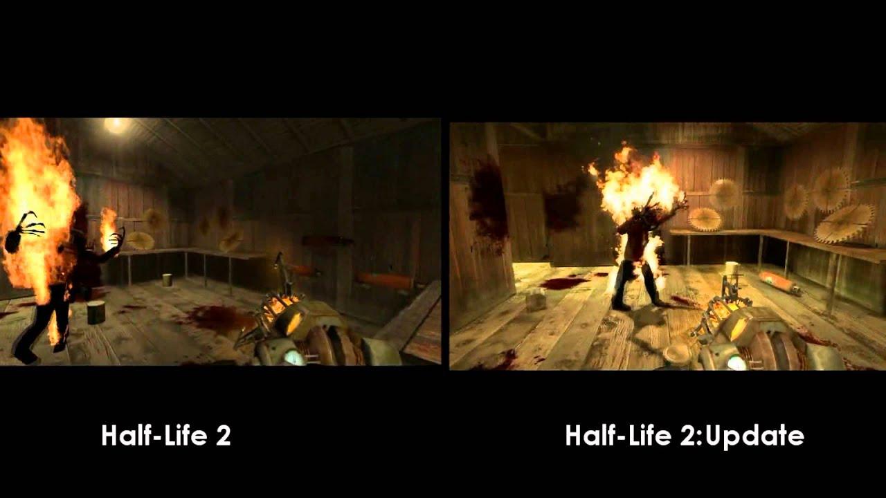 Half life 2 update philip victor s mod youtube