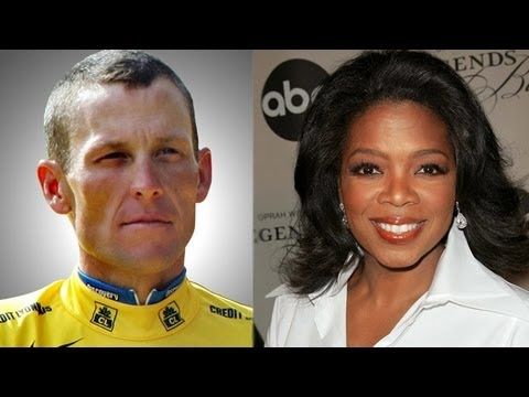 Lance Armstrong doping interview with Oprah Winfrey